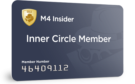 Learn about The Benefits of a M4 Insider Membership Here...